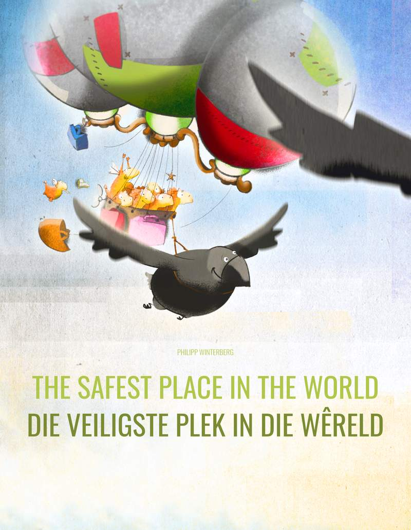 Die veiligste plek in die wêreld